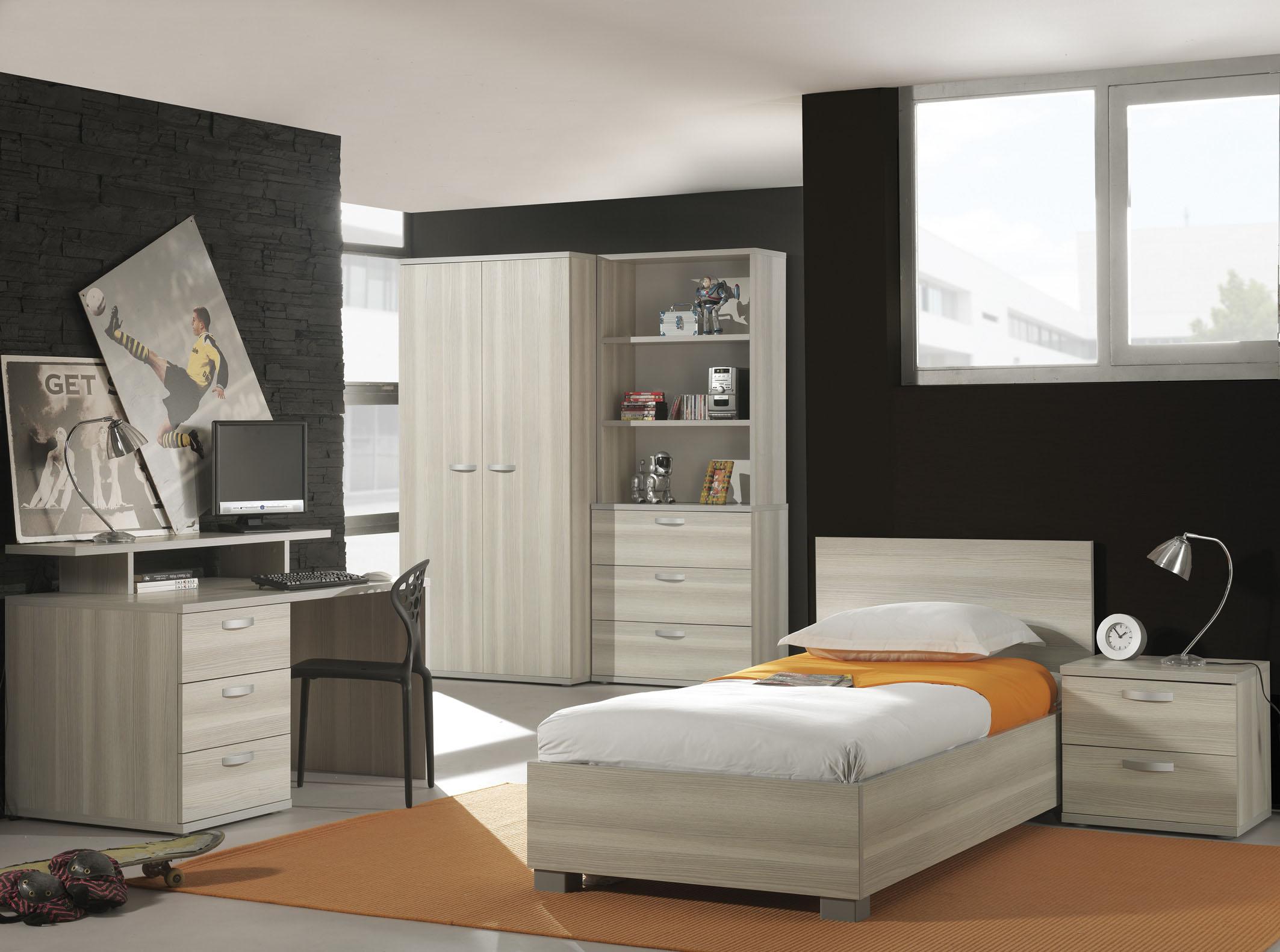 Jeugdkamer liam meubelen voor thuis salons eetkamers slaapkamers relaxen bedden - Deco kamer fotos ...