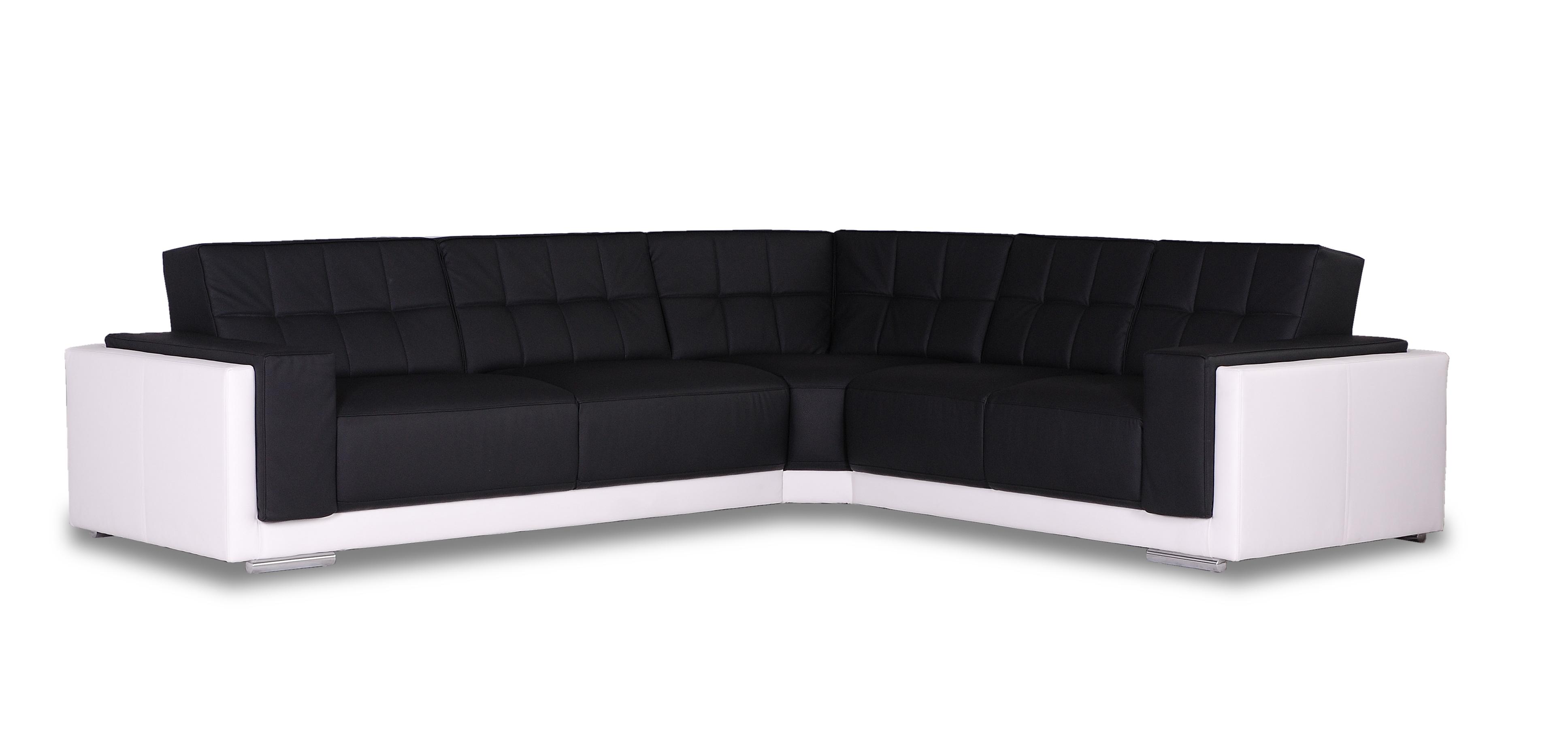 Salon jara meubelen voor thuis salons eetkamers slaapkamers relaxen bedden boxsprings - Deco salon zwart wit ...