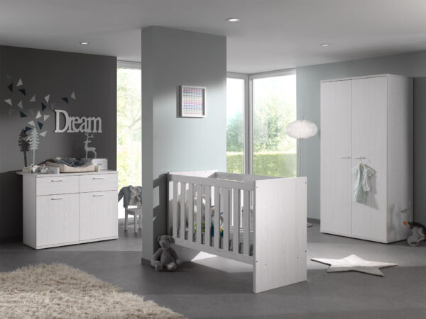 Babykamer helga moonlight eik