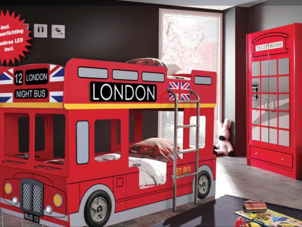 Londen slaapkamer