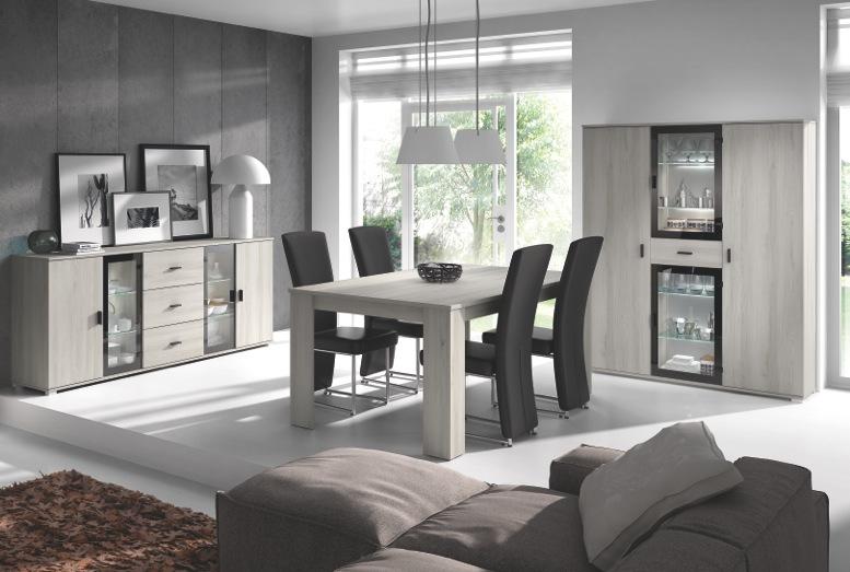 Eetkamer michael meubelen voor thuis salons for Boost masny salle a manger
